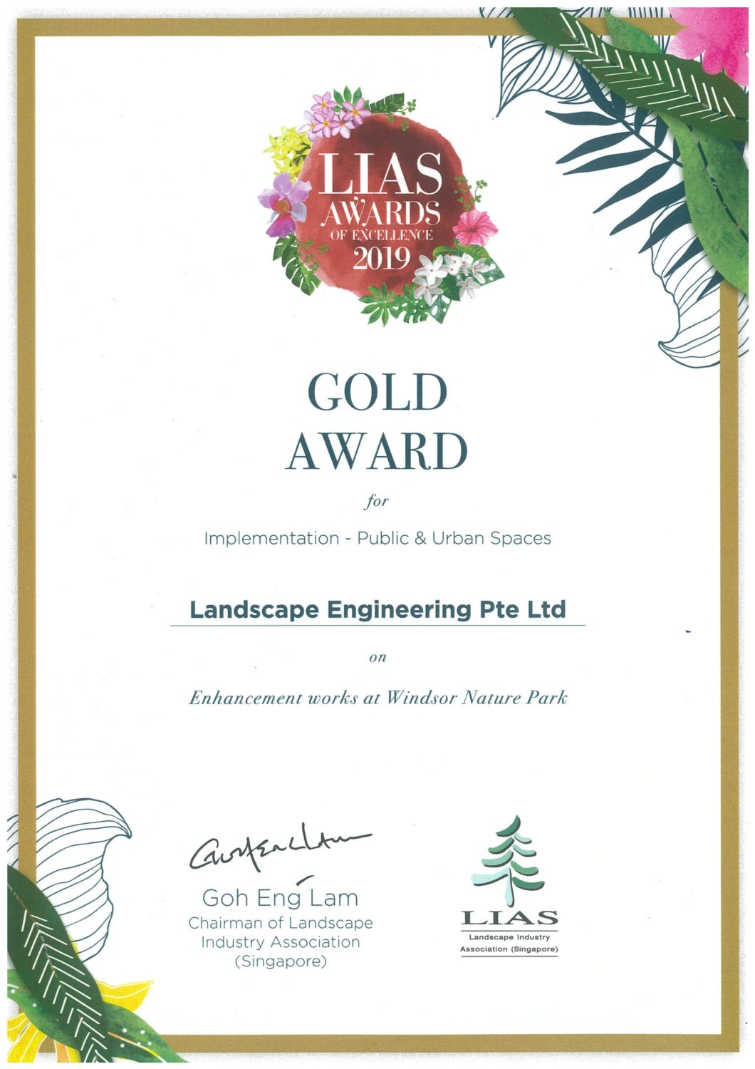LIAS-AWARDS-2019-WINDSOR-NATURE-PARK